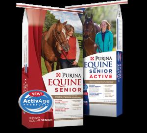 Equine Senior Pairing Bag Feed