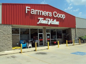 Farmers Coop, Lincoln, AR