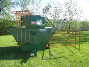creep feeder farm equipment