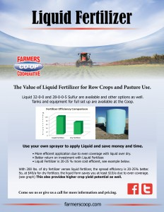 FarmersCoop_LiquidFertilizer Flyer