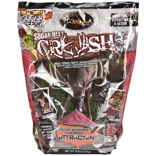 Sugar beet crush attractant