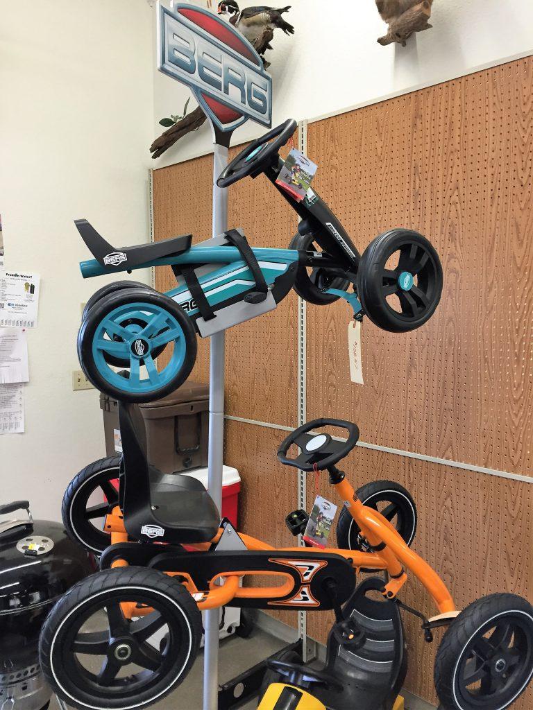 Pedal Go Carts