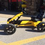Berg Yellow Rally Pedal Go Carts