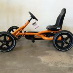 Orange Berg Buddy Pedal Go Carts