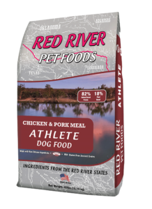 Red River Dog Food at Farmers Coop & Noah's Pets