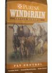 Wind & Rain fly control cattle feeds