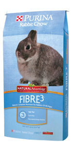 Purina Rabbit Chow Fibre3®
