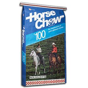HorseChow100
