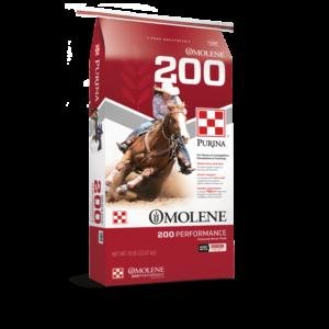 Purina Omolene 200 Horse Feed