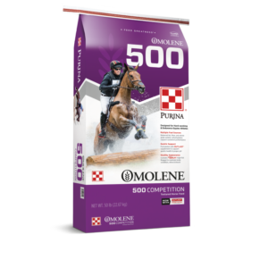 Purina Omolene 500 Horse Feed