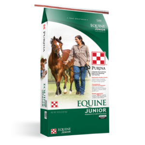 Purina Equine Junior Horse Feed