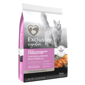 Exclusive Signature Weight Management & Hairball Control