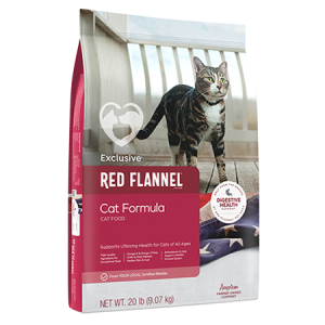 Red Flannel Cat Formula
