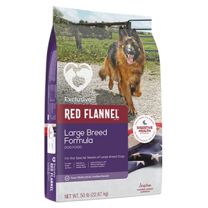 Red Flannel Large Breed Adult Formula