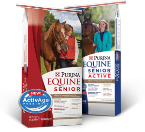 Equine Senior Pairing Bag Feed
