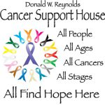 Donald W. Reynolds Cancer Support House logo