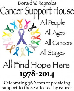 Reynolds Cancer Support House foundation