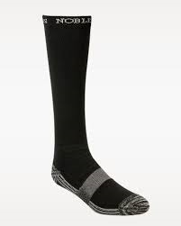 The Best Dang Boot Sock by Noble Outfitters-over the calf peddies
