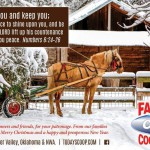 Holiday Hours At Farmers Coop 2015