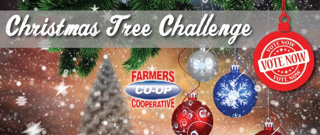 Christmas Tree Challenge