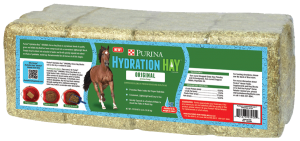 Hydration Hay for Impaction Colic and Hydration