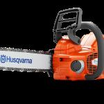 Husqvarna Battery Powered Equipment; chain saw