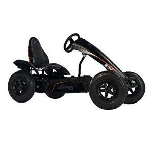 Berg Black Pedal Go Carts
