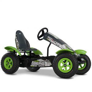 Berg X-Plore Green Pedal Go Carts