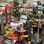 Farmer's Co-op Decatur's Christmas Tree for the 2017 Christmas Tree Challenge