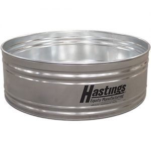 Hastings Metal Stock Tank