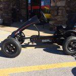 Berg Black Edition BFR Pedal Go Carts