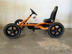Orange Berg Buddy Pedal Go Carts