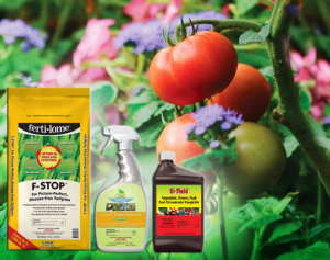 fertilome-hi-yield and other gardening products available at Farmer's Co-op