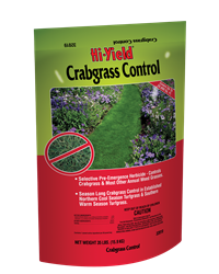 Hi Yield Crabgrass Control for your lawn and garden