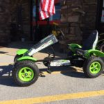 Go cart available at Farmer's Co-op