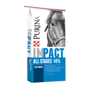 Purina Stages 14% Pelleted Horse Feed