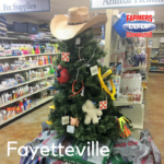 Christmas Tree Challenge Farmers Coop Fayetteville