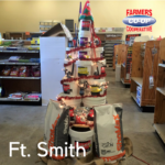 Christmas Tree Challenge at Farmers Coop Ft. Smith