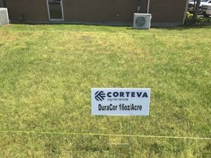 Corteva Agriscience Test Plots at Farmers Coop