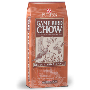 Purina Game Bird Flight Conditioner Brown Feed Bag