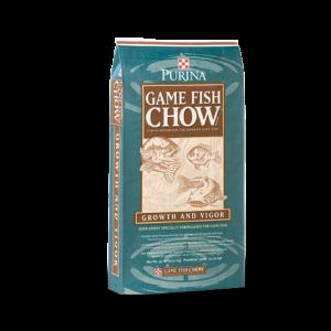 Purina Game Fish Chow Feed Bag