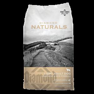 Diamond Naturals Light Adult Lamb & Rice Dry DogFood