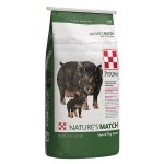 Purina Nature's Match Sow & Pig